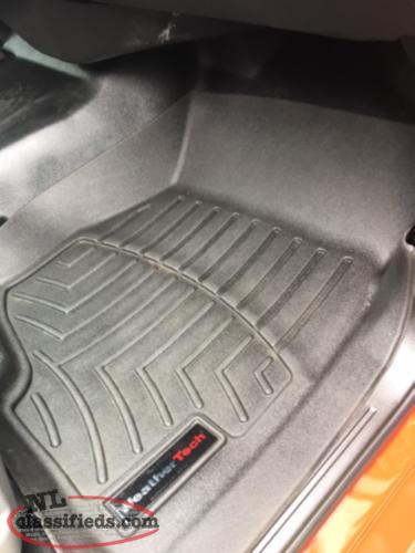 Weather Tech floor mats for Silverado