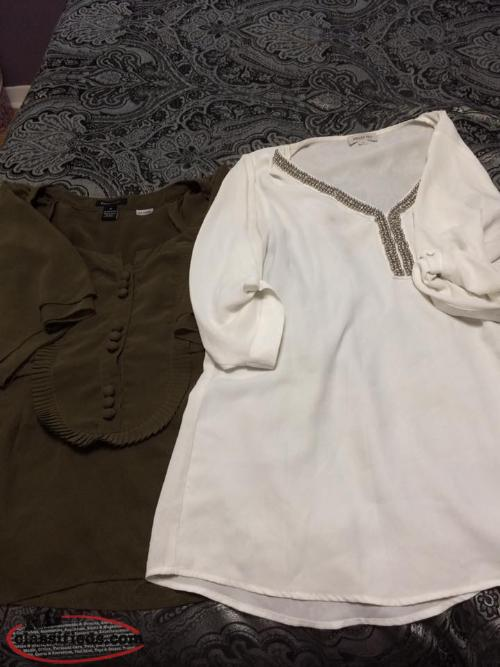 NEED SOLD ASAP - WOMEN'S CLOTHING