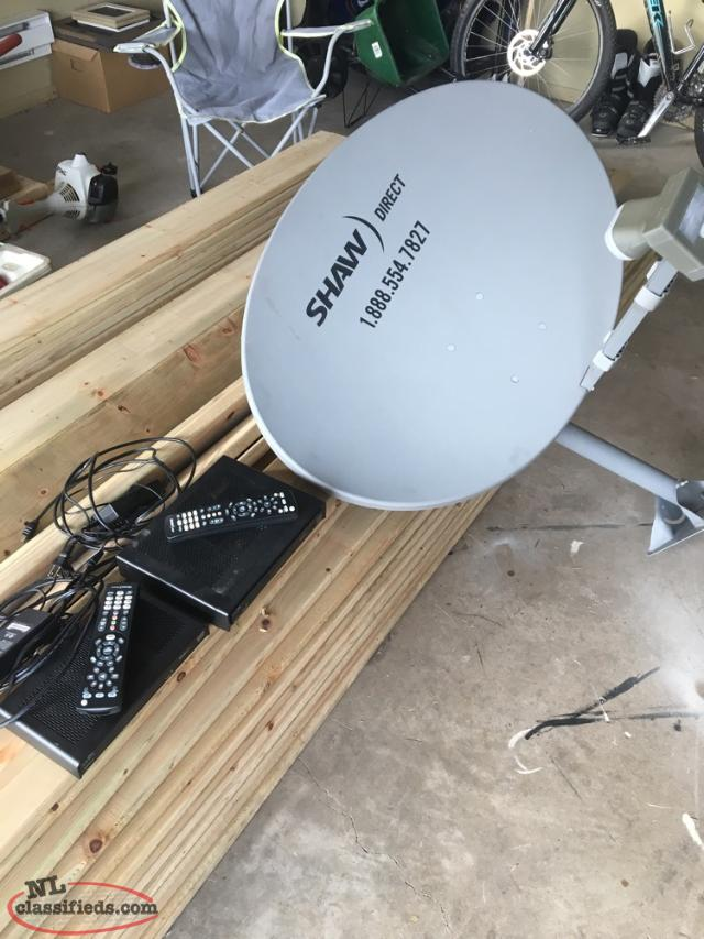 Dish And Receivers
