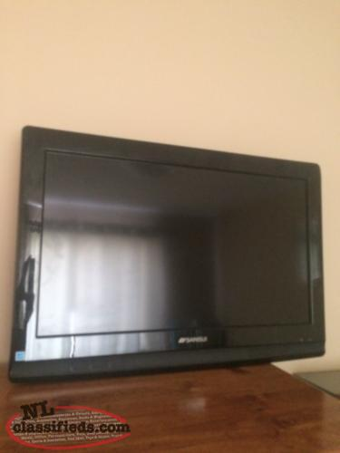 RV Flat Screen TV 26""
