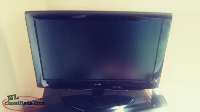 "19"" Flat Screen TV for sale!"