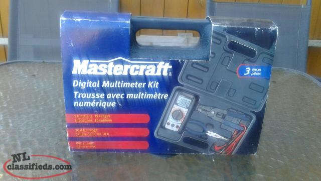 For Sale Digital Multimeter Kit
