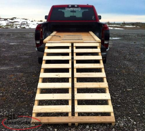 Ski-Doo/ATV Ramp