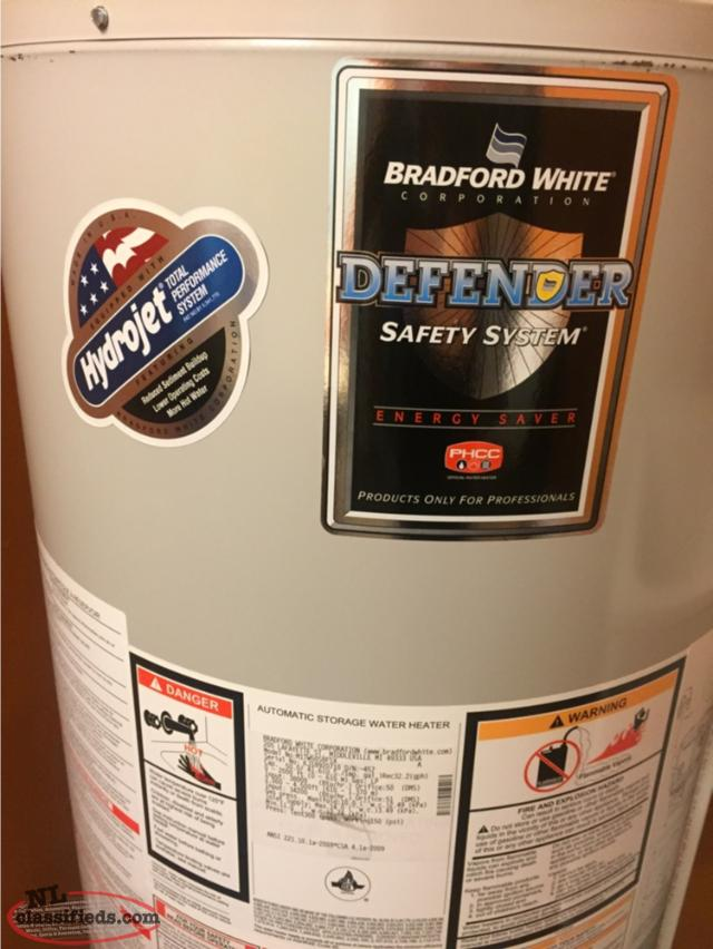 Propane Hot Water Heater
