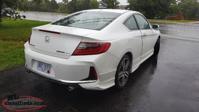 for sale 2016 honda accord touring model st john 39 s newfoundland labrador nl classifieds. Black Bedroom Furniture Sets. Home Design Ideas