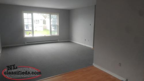 3 bedroom main floor