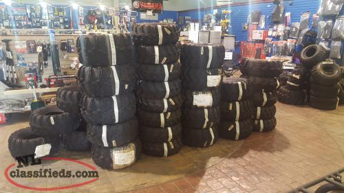 PRICE TO CLEAR ATV AND SIDE BY SIDE TIRES!!! SELECT SIZES STILL IN STOCK!