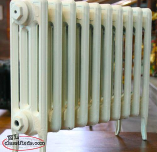 12 4 column Cast-Iron Radiators