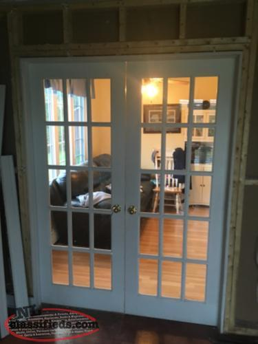 30 inch French doors
