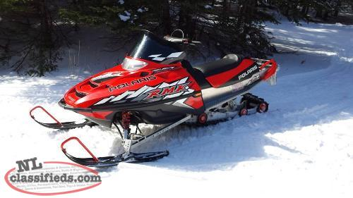 2005 edge rmk 600 50th anniversary 144