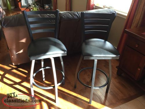 For Sale two bar stools