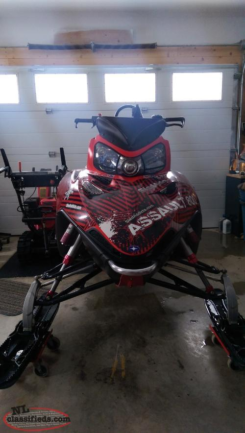 Polaris RMK Assault 800