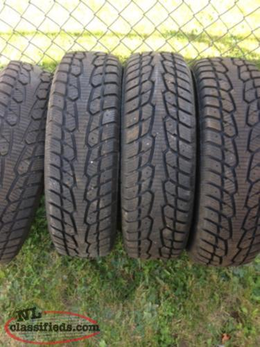 185 65R15 Winter Tires for Sale