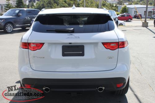 2017 jaguar f pace 35t 340hp v6 r sport mount pearl newfoundland labrador nl classifieds. Black Bedroom Furniture Sets. Home Design Ideas