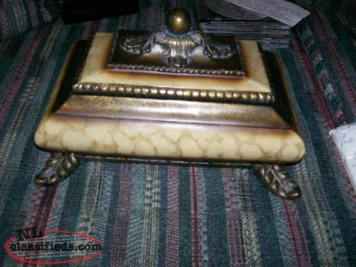 Jewellery Box, 11 Inches long, Excellent Condition