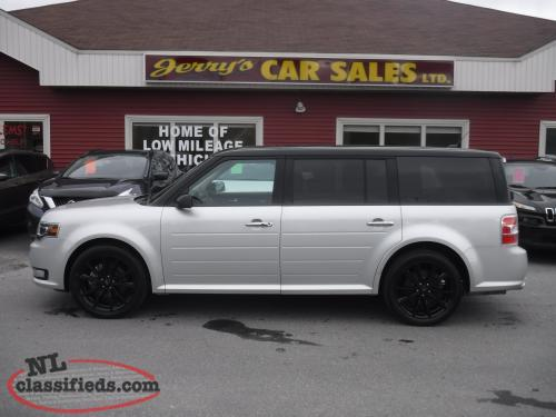 2017 Ford FLEX Limited AWD 20kms