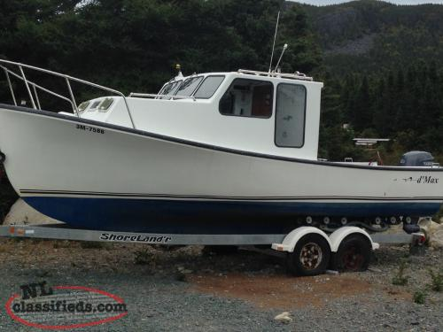 23ft boat for sale