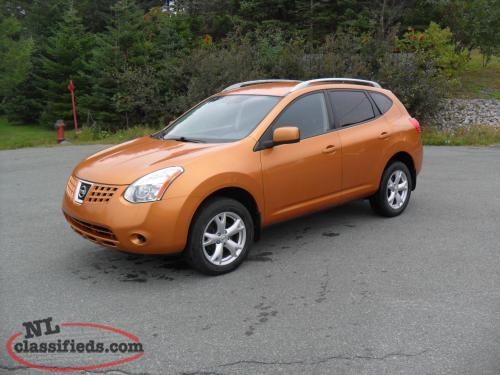 2008 Nissan Rogue - 4CYL ENGINE-auto -AWD- Inspection Included
