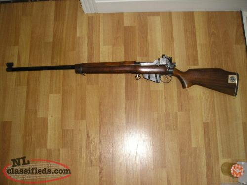 1950 Long Branch enfield 7.62 target rifle