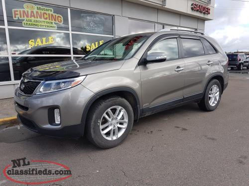 2015 Kia Sorento V6 AWD with Tow Package