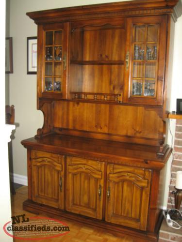 CHINA CABINET REDUCED