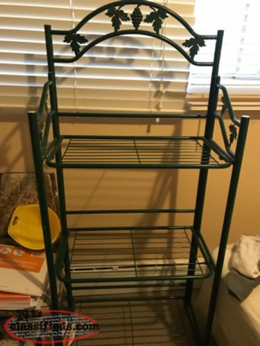 Storage shelf rack