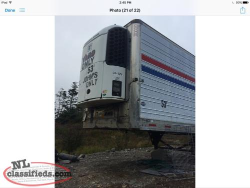 53 ft trailer for sale