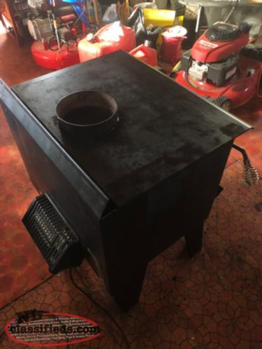 Used Drolet wood stove