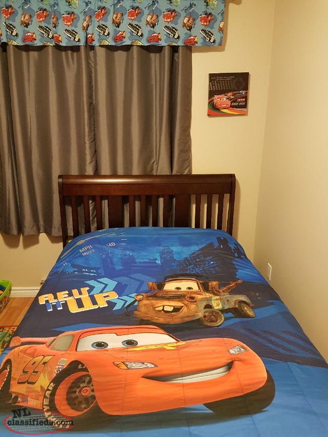 Lightning Mcqueen Complete Bedroom Set Mount Pearl Newfoundland Labrador Nl Classifieds