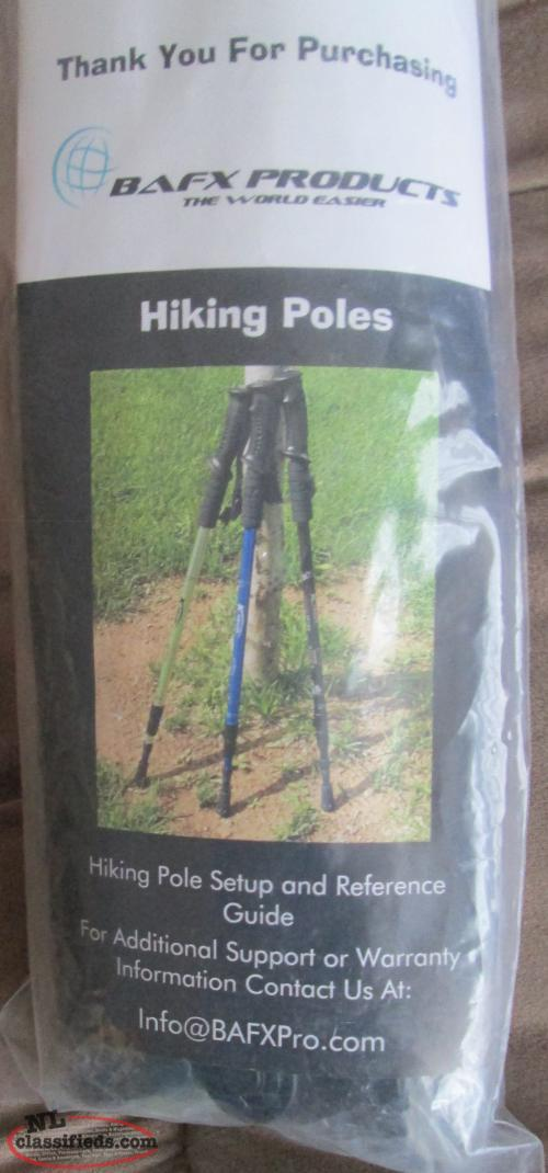 BAFX Products Hiking Poles