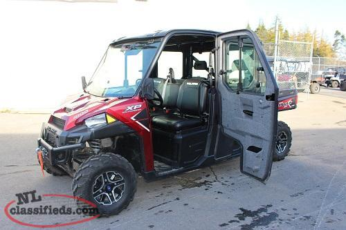 2017 polaris industries ranger 1000 xp crew demo gander newfoundland labrador nl classifieds. Black Bedroom Furniture Sets. Home Design Ideas