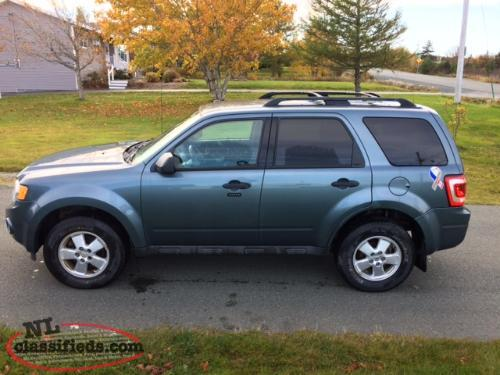 2012 Ford Escape for Sale St John s Newfoundland