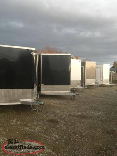 cargo trailers all sizes