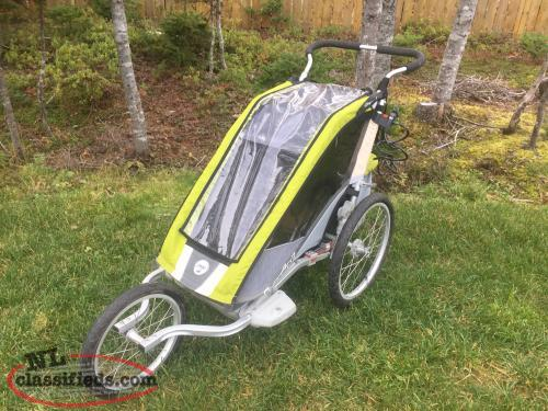Single Chariot Cougar Jogging Stroller