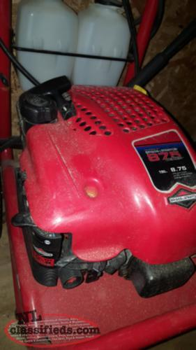Briggs and Stratton engine 8.75 hp
