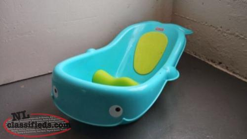 Fisher Price Whale of a Time Bathtub