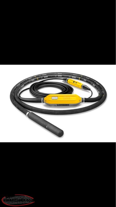 Wacker Neuson Concrete Vibrators