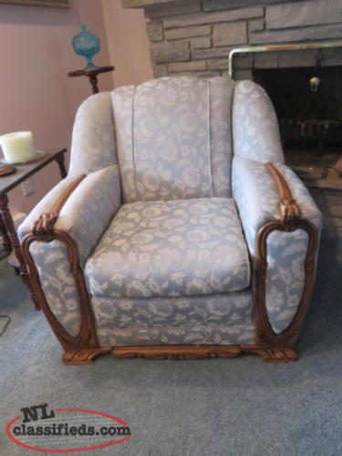 Antique Couch and Matching Chairs PRICE REDUCED