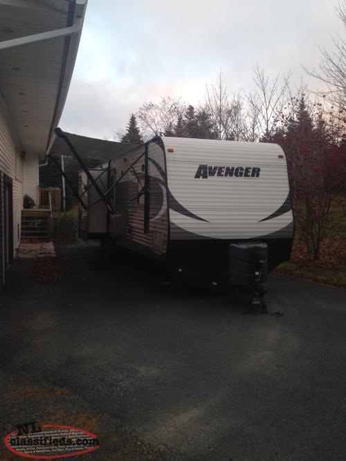 2014 32 FT Avenger Travel Trailer