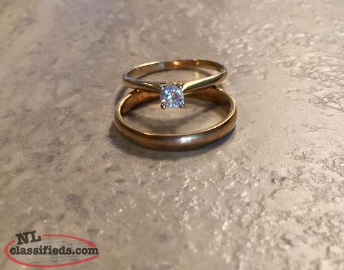 Engagement Ring (Size 7)