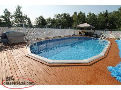 Move In Ready Heated Swimming Pool Northern Arm Newfoundland Labrador Nl Classifieds