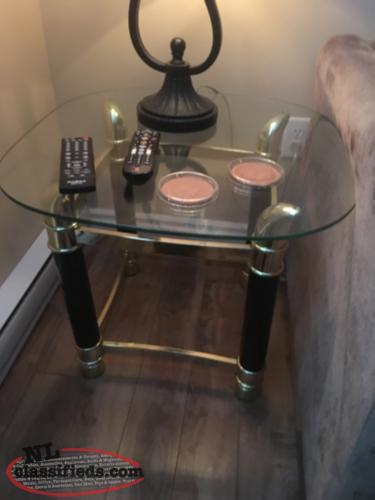 End table/coffee tables