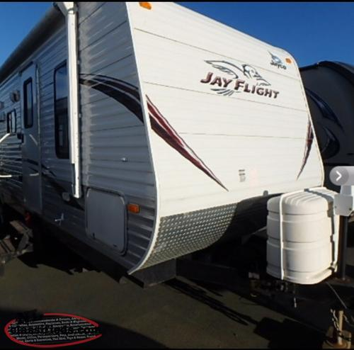 2010 Jayco 29QBH Travel Trailer SUPER PRICE ONLY $12000.00