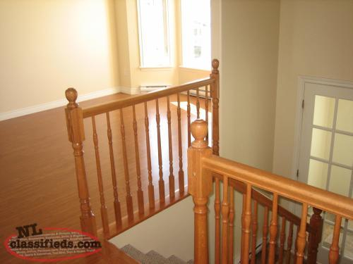 3 Bedroom Apartment w/ Ensuite & Rec-room, St. John's