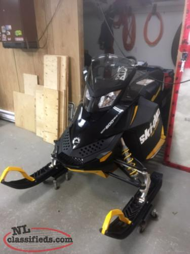2012 MXZ Renegade Backcountry 600 etec