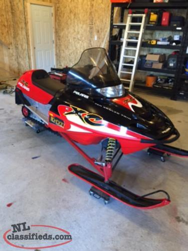 2004 Polaris Edge XC 340