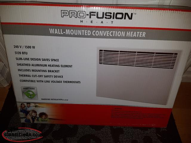 wall mounted heaters for sale