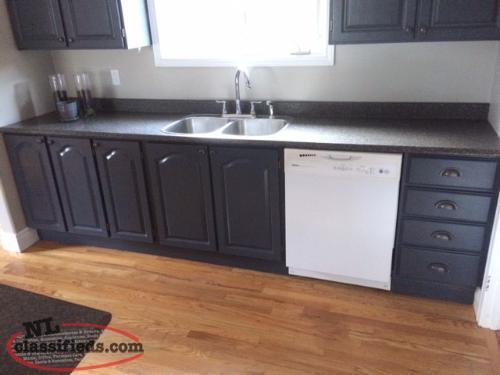 Kitchen Cabinets Clarenville Nl