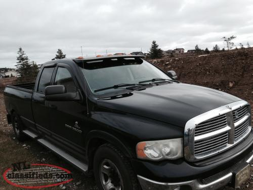 2003 Dodge Diesel Pick Up Two Wheel Drive New Price