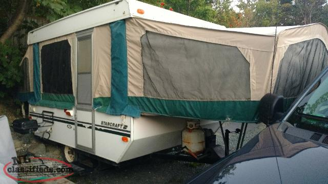 2004 HARD TOP CAMPER
